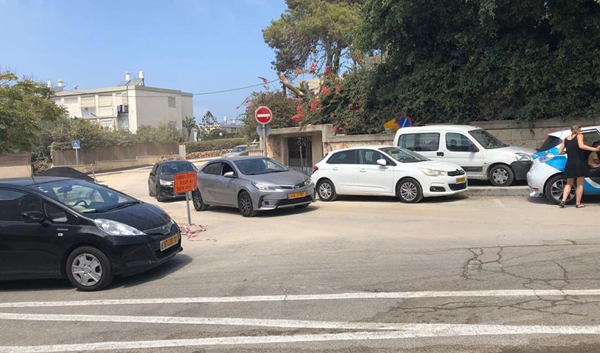 מפגש הרחובות עובדיה ובית אל (צילום: שושן מנולה)
