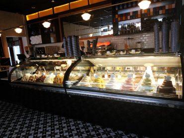 גלידה גולדה - מיוחדת במינה.צילום: לירון אמר.
