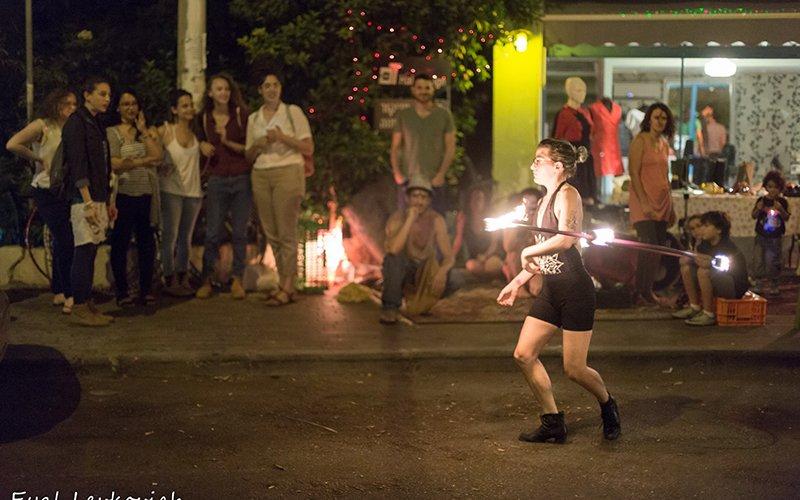 פסטיבל השרוטים (צילום: אייל לבקוביץ')