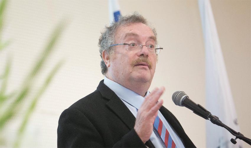 הרב פרופ' דניאל הרשקוביץ (צילום: תומר אפלבאום)