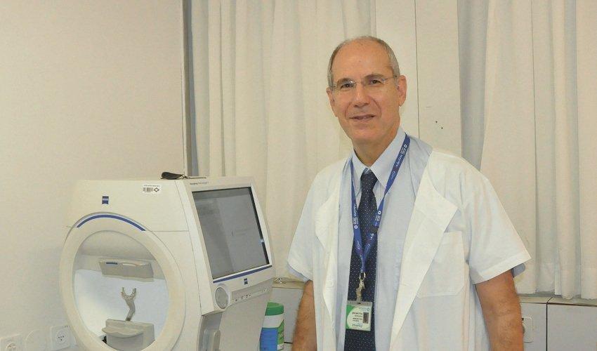 """ד""""ר איתן שגב (צילום: צבי מינקוביץ', דוברות שירותי בריאות כללית)"""