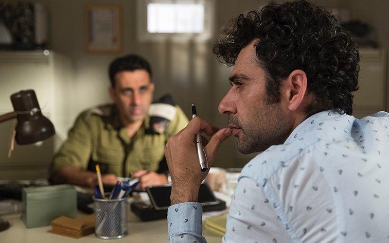 """הזוכה בפסטיבל הסרטים בחיפה: """"תל אביב על האש"""""""