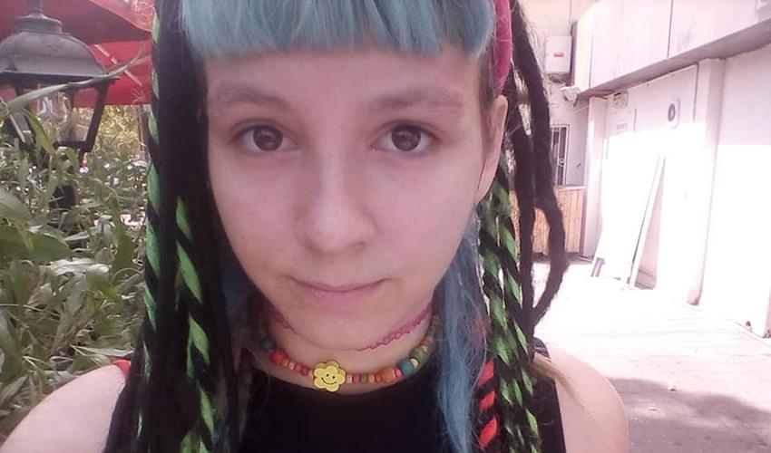 מאשה זוראייב (צילום מתוך דף הפייסבוק של קאגו בדג'ר)