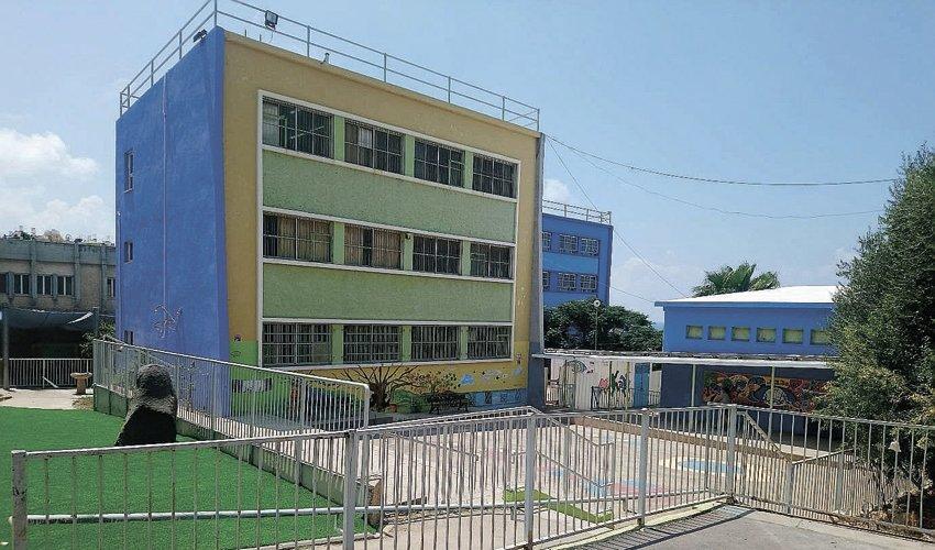 בית הספר עין הים
