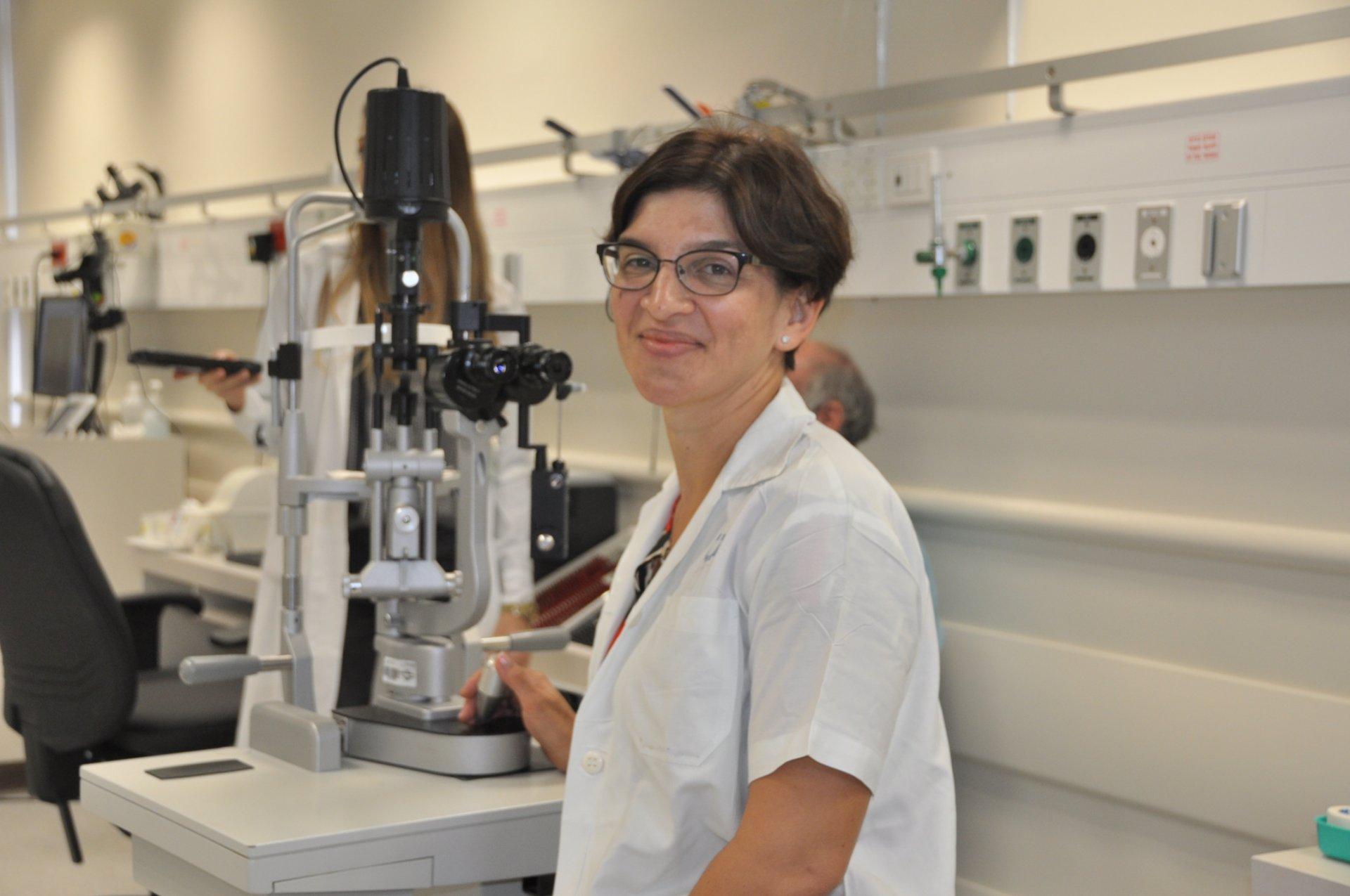 """ד""""ר עלוית וולף (צילום: אלי דדון)"""