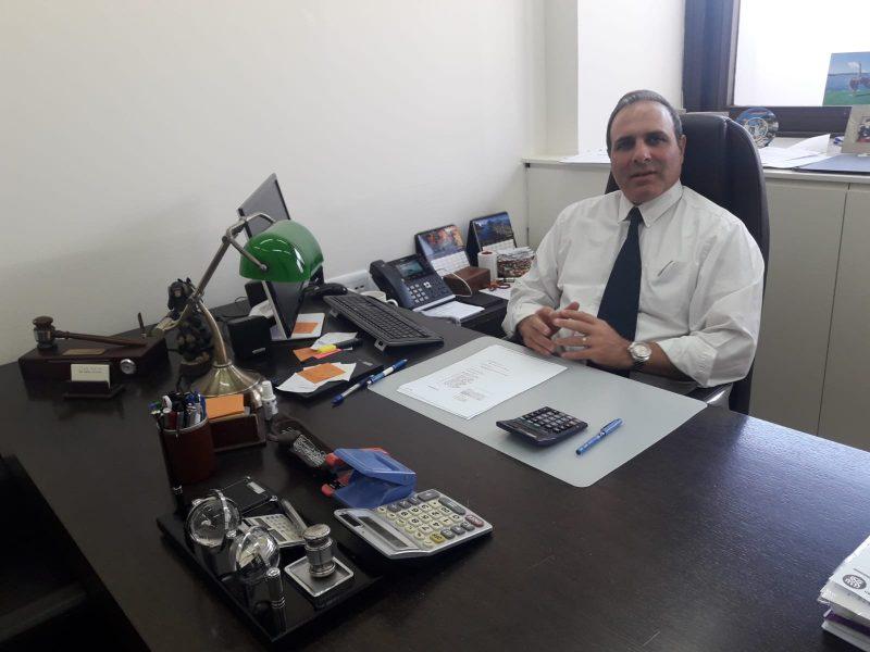 עורך דין ניר ידיד (צילום: דניאל קיס)