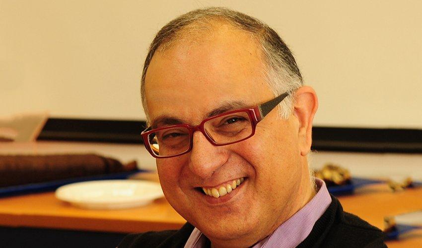 """פרופ' שמעון עמר (צילום: יח""""צ)"""