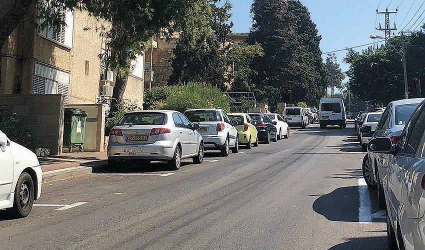 רחוב ז'בוטינסקי