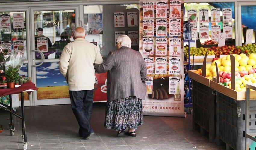 זוג קשישים (צילום: אילן אסייג)