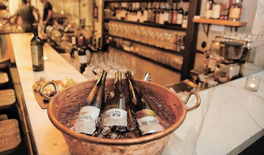 """בר היין נחום. """"הגיע הזמן שייפתח בר יין שמגיש יינות ישראליים בלבד"""""""