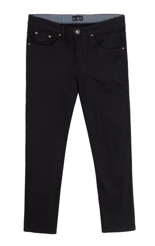 """מכנס שחור לגבר. """"בברלי הילס פולו קלאב"""", 175 שקלים. צילום: טל טרי"""