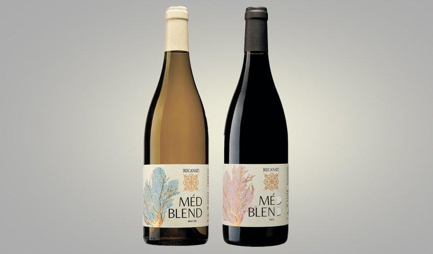 יינות מד בלנד החדשים של רקאנטי (צילום: עומרי מירון)