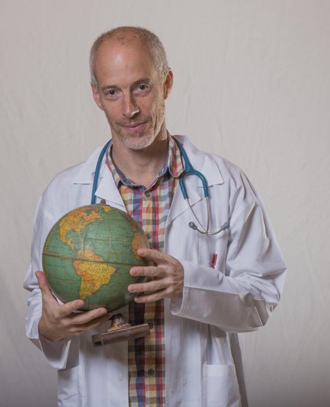 """ד""""ר עמי נויברגר (צילום: ערן ירדני)"""