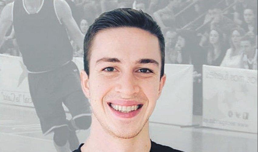 לוקאס האוזמן. יעזור למכבי לחזור לליגת העל? (צילום: דוברות מכבי חיפה)