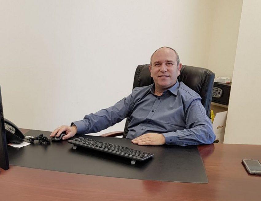 """יואב רמתי. """"אנחנו מאמינים בשיתוף פעולה למען תושבי חיפה"""""""
