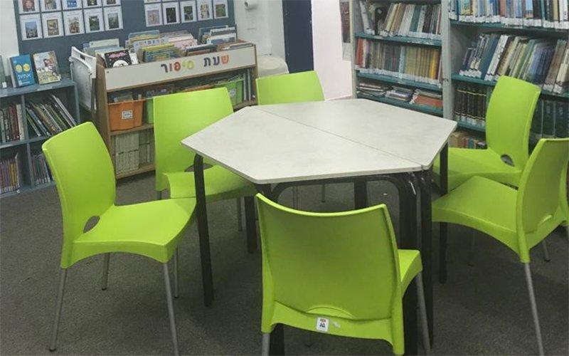 הספרייה בריאלי אחוזה