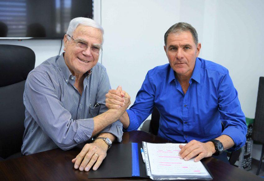 אלי גוטמן מונה למאמן מכבי חיפה