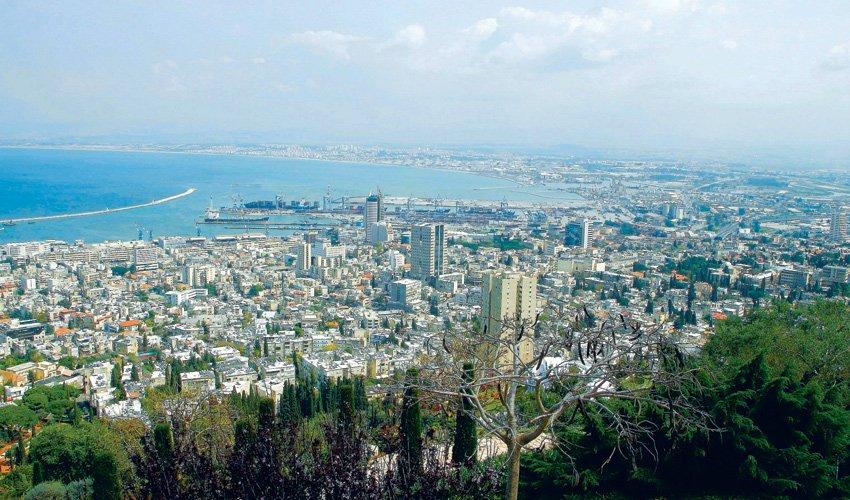 חיפה (צילום: איציק בן מלכי)