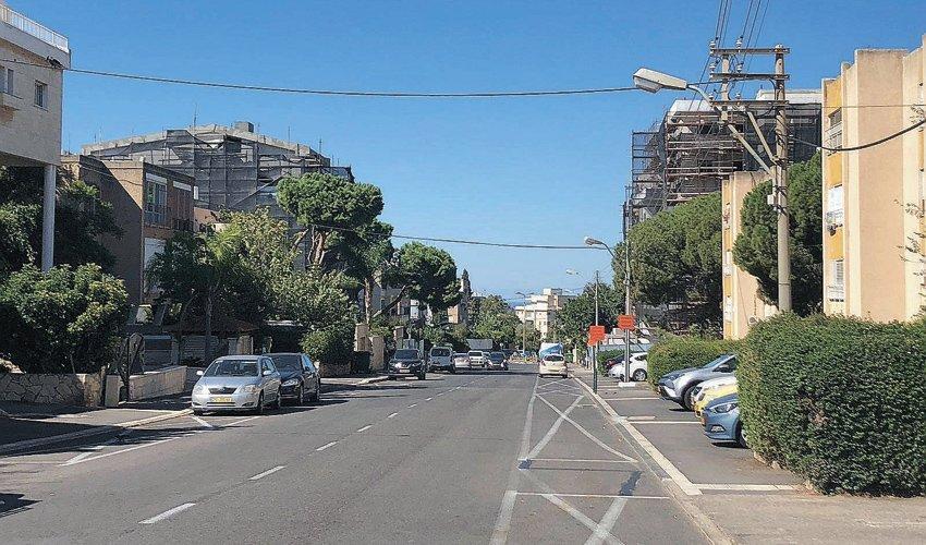 רחוב לאה