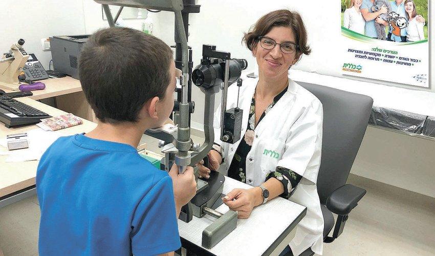 """ד""""ר עלוית וולף (צילום: דוברות שירותי בריאות כללית)"""