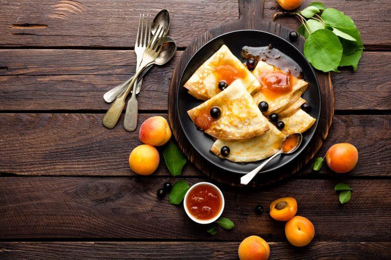 ארוחת בוקר מומלצת בגליל. מאגר תמונות Ingimage