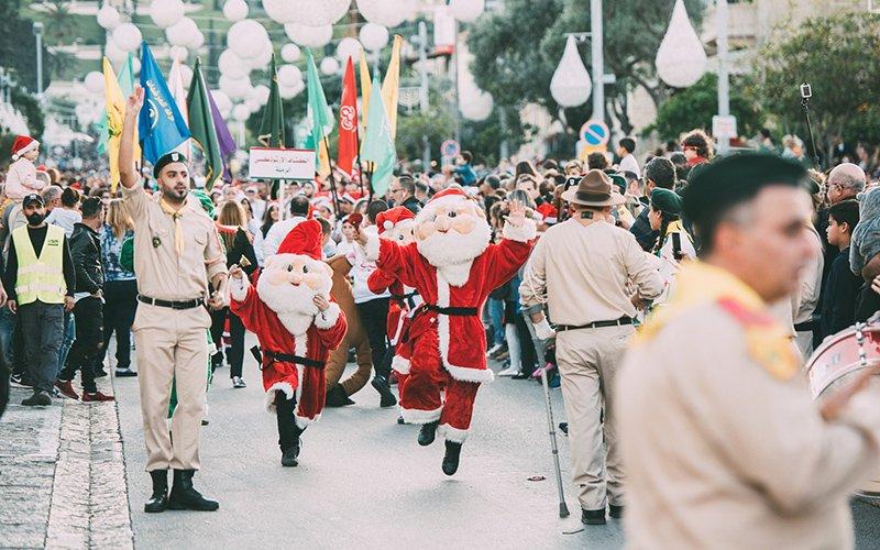 """פסטיבל """"החג של החגים"""" בסוף השבוע שעבר (צילום: מור אלנקוה)"""