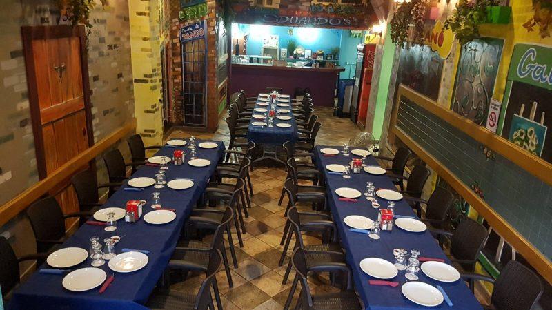 מסעדת אדוארדו'ס. צילום: אדוארדו סויפר
