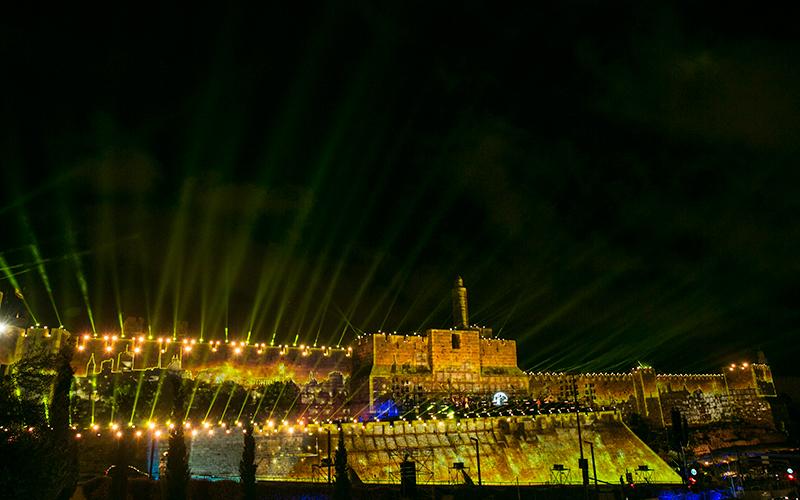 חומות ירושלים (צילום: אוליבייה פיטוסי)