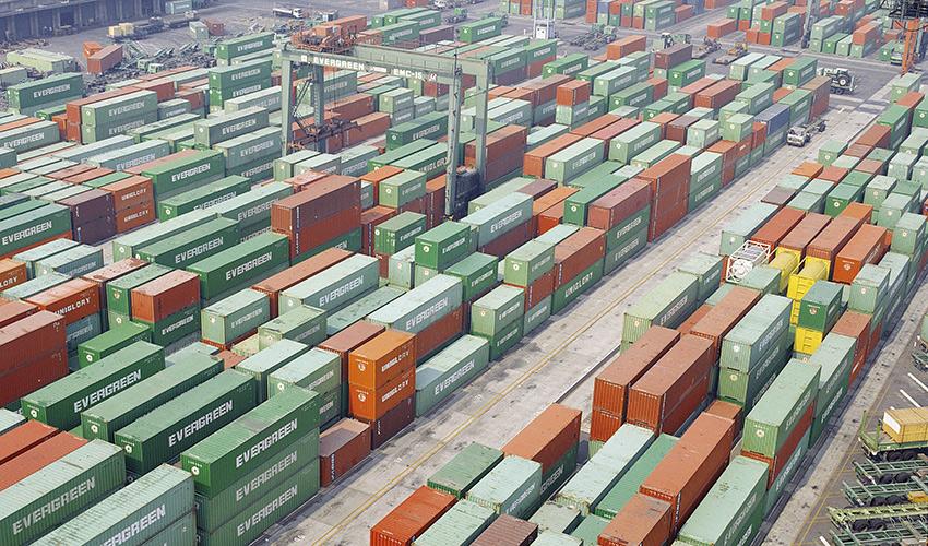 אחסון מכולות (צילום: א.ס.א.פ קריאייטיב/INGIMAGE)