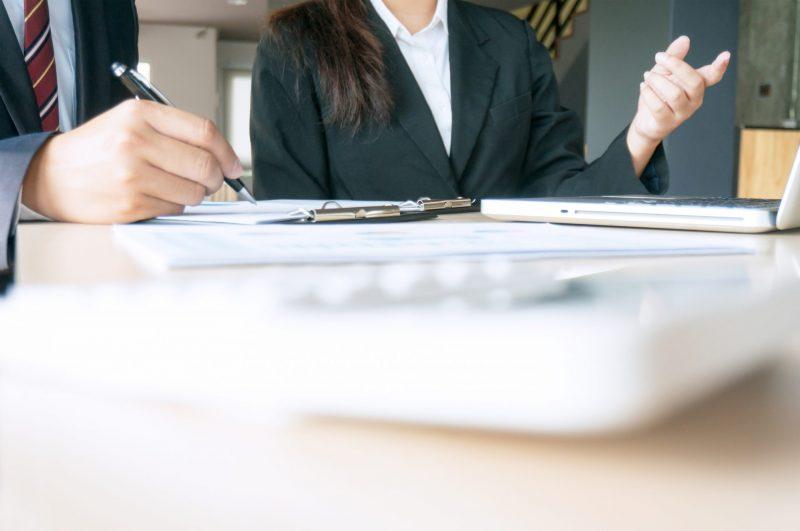 ראיית חשבון וייעוץ עסקי ללא פשרות. תמונה ממאגר Ingimage