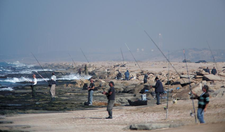 דייגים (צילום: אילן אסייג)