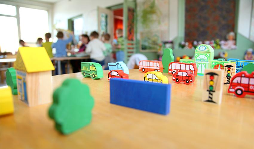 גן ילדים (צילום: א.ס.א.פ קריאייטיב/INGIMAGE)