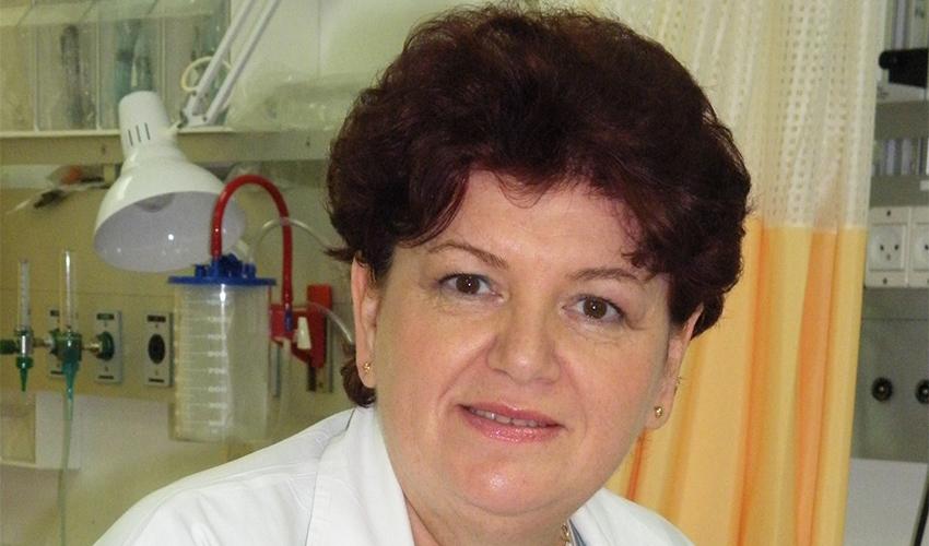 """ד""""ר אדית בלן (צילום: אלי דדון)"""