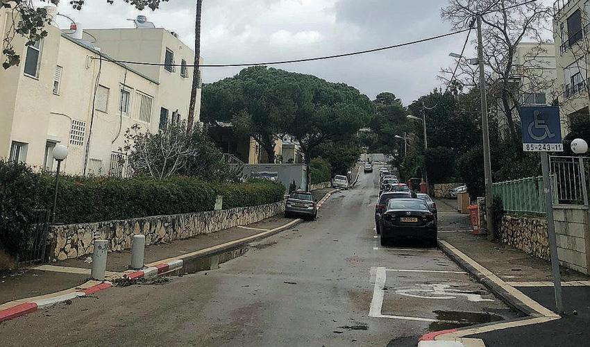 רחוב קידרון
