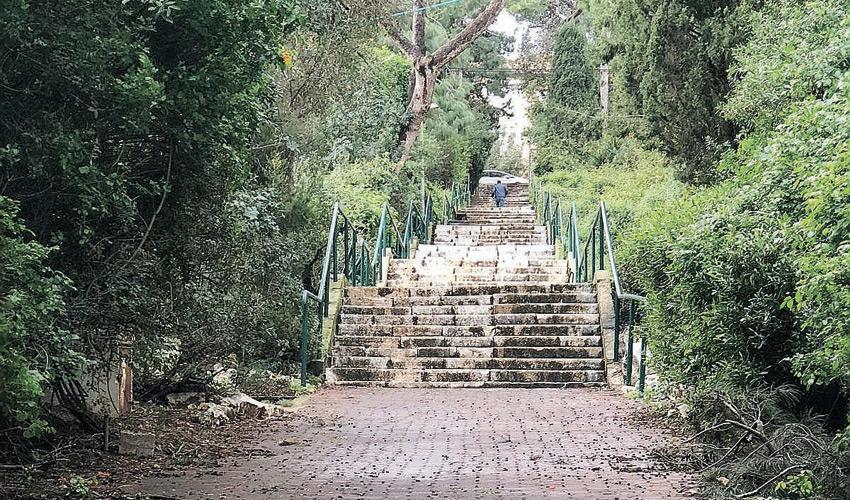 מדרגות זרובבל