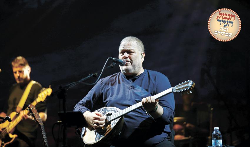 יהודה פוליקר (צילום: מגד גוזני)