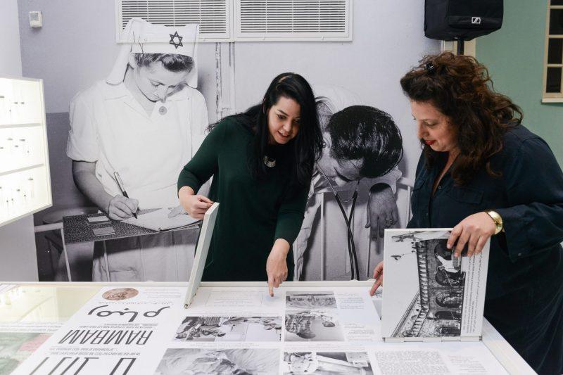 """חוויה מאתגרת, חדשנית, מפתיעה ויוצאת דופן עבור כל המשפחה. תערוכת """"יד על הדופק"""" ב""""מוזיאון העיר"""". צילום: קובי דונר."""