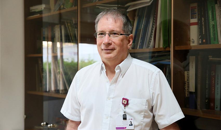 """ד""""ר מיכאל הלברטל (צילום: פיוטר פליטר)"""