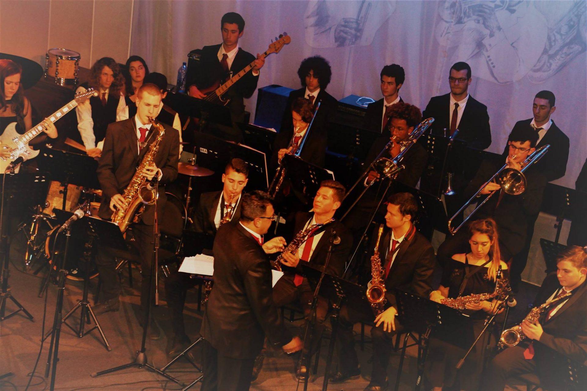 תזמורת הביט בנד (צילום: שרי ישראלי)