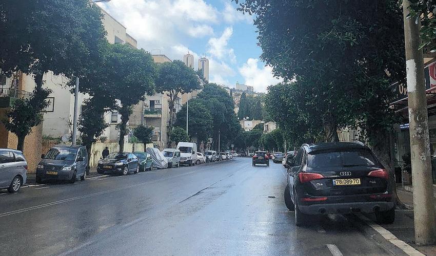 רחוב גאולה