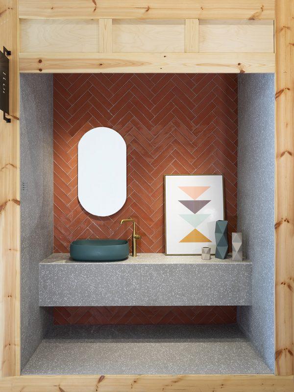 """סניף """"נגב"""" בחיפה – לעצב את הבית במקום שמרגיש כמו בבית. צילום: הגר דופלט"""