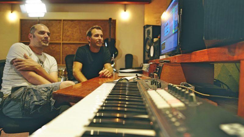 דה סטודיו- הפקות והקלטות מוזיקליות