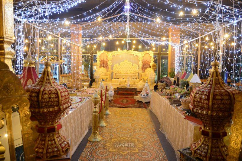 """""""מלכת מרוקו"""", הפקת אירועי חינה שהופכת כל כלה למלכה. צילום: מורן קדוש"""