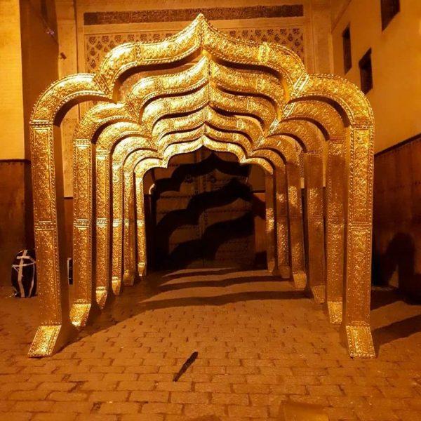 פנטזיה ממרוקו: הפקת חינה בחיפה והקריות. צילום: קלוז אפ