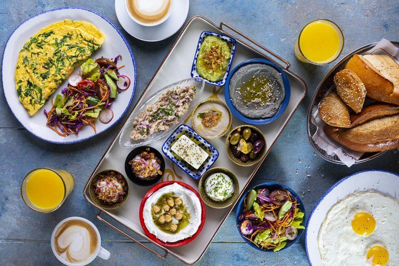 ארוחות בוקר חדשות בקפה לנדוור מוצארט. קרדיט: רשת לנדוור