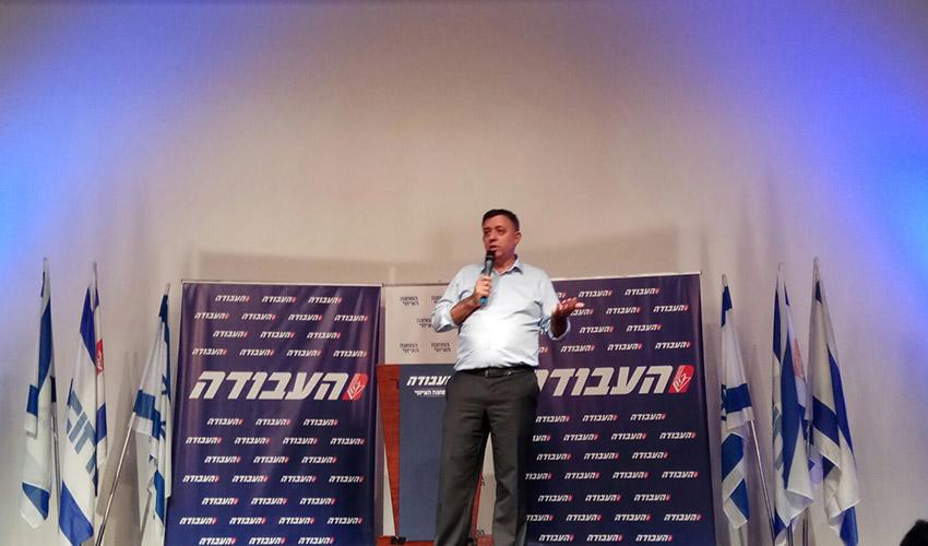 אבי גבאי. פעמיים בשבוע בחיפה (צילום: אלה אהרונוב)
