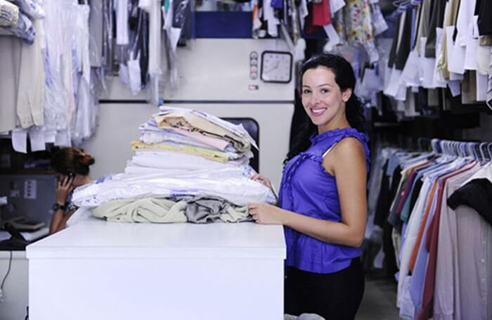 ניקוי יבש ושירותי כביסה בחיפה: הכירו את קלוג'ני. צילום: אוריאל מליסטר