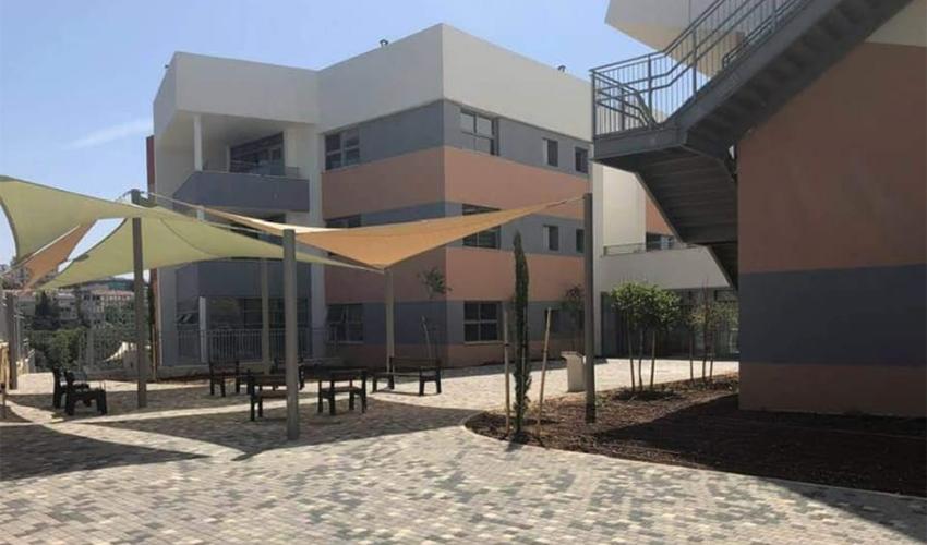 בית הספר חוגים החדש (צילום: ועד הורי בית הספר חוגים)