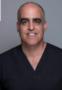 """ד""""ר רון עזריה. צילום: דני שקד"""