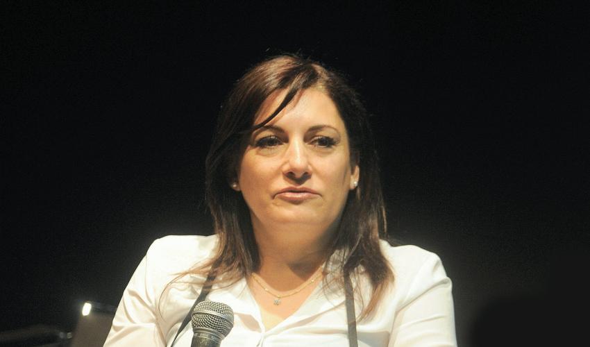 אילנה טרוק. שינויים ארגוניים (צילום: רמי שלוש)